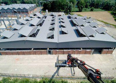 duesse coperture industriali Lombardia