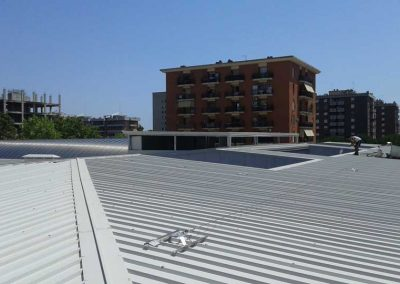 Duesse coperture industriali Milano