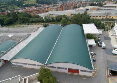 duesse coperture industriali Bergamo