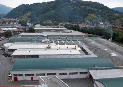 duesse coperture industriali Lombardia Milano