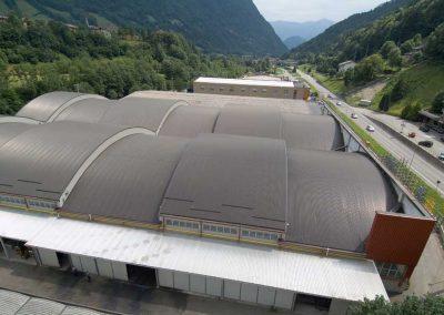 duesse coperture industriali Lombardia Lecco