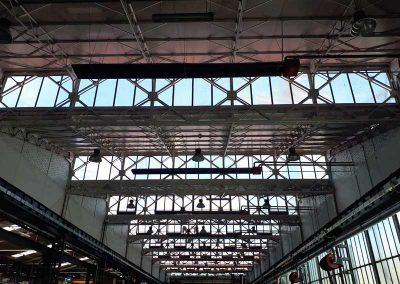 duesse coperture metalliche industriali Lombardia